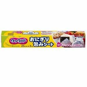 旭化成 クックパー おにぎり包みシート 25cm×3m 【日用消耗品】
