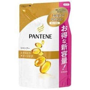 P&G 【PANTENE(パンテーン)】エクストラダメージケア シャンプー つめかえ用 330ml