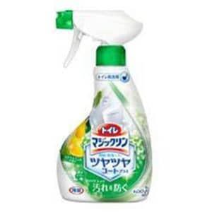 花王 380ml トイレマジックリン 消臭・洗浄スプレー ツヤツヤコートプラス シトラスミントの香り