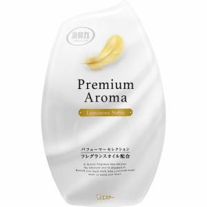 エステー 400ml お部屋の消臭力 プレミアムアロマ Premium Aroma ルミナスノーブルの香り