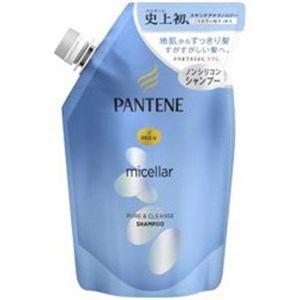 P&G ピーアンドジー PANTENE(パンテーン) ミセラーシリーズ ピュア&クレンズ シャンプー つめかえ用 (350ml) シャンプー