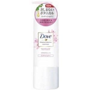 ユニリーバ Unilever Dove(ダヴ) ボタニカルセレクション つややかストレート コンディショナー ポンプ(500g)リンス・コンディショナー