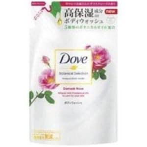 ユニリーバ Dove(ダヴ) ボディウォッシュ ボタニカルセレクション ダマスクローズ つめかえ用(360g)ボディソープ