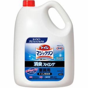 花王プロシリーズ トイレマジックリン 消臭・洗浄スプレー 消臭ストロング 業務用 4.5L