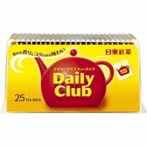 日東紅茶 デイリークラブ ティーバッグ 25袋