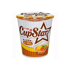 サンヨー食品 サッポロ一番 カップスター カレー南ばん