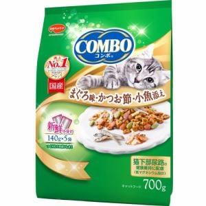 日本ペットフード  コンボ キャット マグロ味・カツオブシブレンド  700g