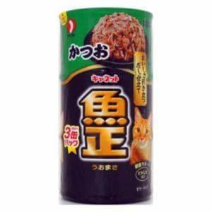 猫缶 ウオマサカツオ160NGX3