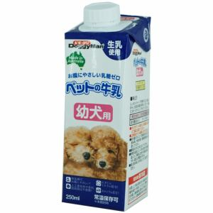 ドギーマンハヤシ ペットの牛乳幼犬用 250ml