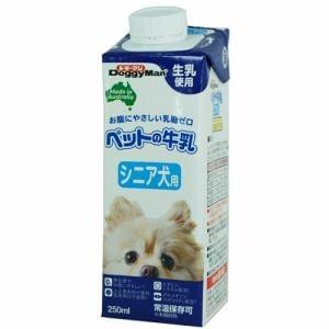 ドギーマンハヤシ ペットの牛乳シニア犬用 250ml