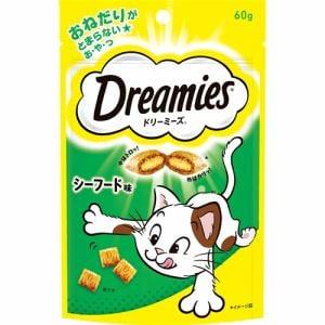 マースジャパンリミテッド DRE1  ドリーミーズ シーフード味  60g