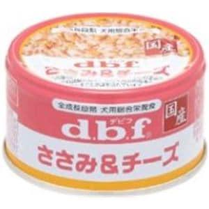 デビフペット ささみ&チーズ 90g 総合栄養食 ドッグフード