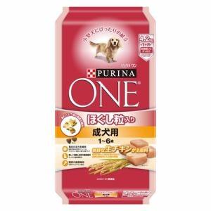 ネスレ日本  ピュリナワン ドッグ ほぐし粒入り 1‐6歳 成犬用 チキン  4.2kg