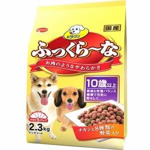 日本ペットフード  ビタワン ふっくらーな 10歳以上  2.3kg