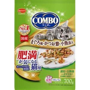 日本ペットフード CCL-8.4-3 コンボキャット 肥満が気になる猫用  700g