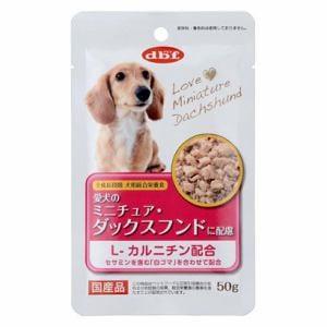 デビフペット 愛犬のミニチュア・ダックスフンドに配慮 50g