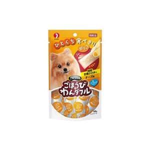 ペットライン ご褒美ワンダフル国産若鶏ササミ&チーズ味 48g
