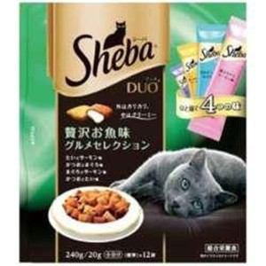 マースジャパン シーバ デュオ 贅沢お魚味グルメセレクション