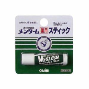近江兄弟社 メンターム(MENTURM) 薬用スティックレギュラー (5g)