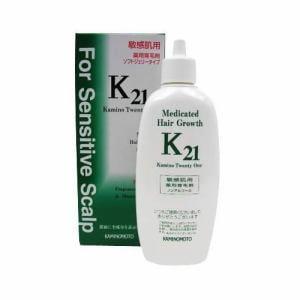 加美乃素 カミノ 21 180ML 敏感肌用育毛剤