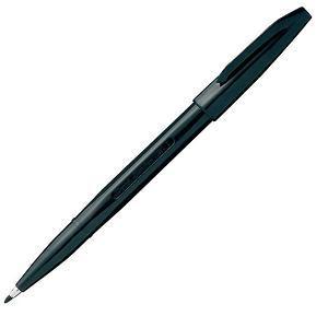 ぺんてる パック入り水性サインペン 0.8mm 黒インキ