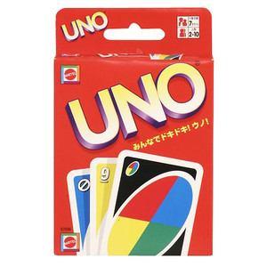 マテル社 ウノカードゲーム