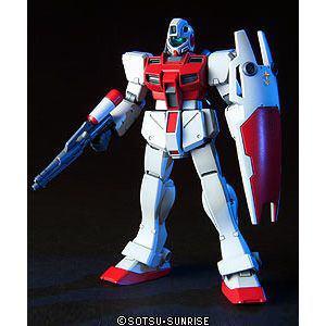 バンダイ(BANDAI) HGUC 051 ジムコマンド (宇宙仕様)