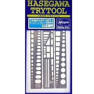 ハセガワ テンプレート1 直線定規(TP1)