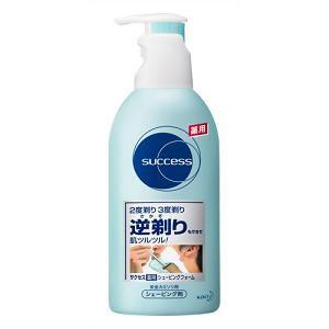 花王 サクセス 薬用シェービングフォーム (250g)
