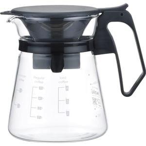 AGCテクノグラス KT8685-BK NEWコーヒーハウス iwaki 600ML ブラック
