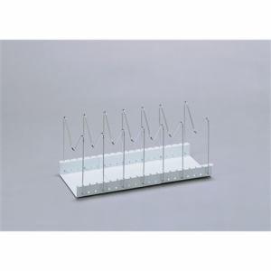 伸晃 フライパン・鍋・ふたスタンド伸縮タイプ PFN-EX ホワイト 幅29~51×奥行き20.3×高さ17.2cm
