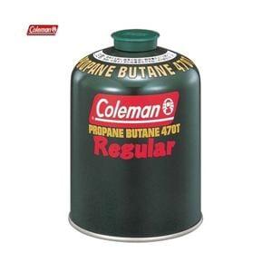 コールマン 5103A470T LPガス 470g HEATING 約φ11×14.8(h)cm グリーン