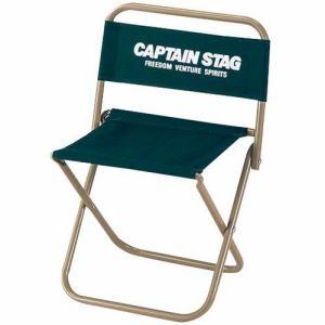 CAPTAIN STAG M-3878 キャプテンスタッグ CS レジャーチェア(中)(グリーン)