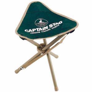 CAPTAIN STAG M-3876 キャプテンスタッグ CS 三脚チェア(グリーン)