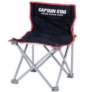 CAPTAIN STAG M-3863 キャプテンスタッグ ジュール コンパクトチェア(ミニ)(ブラック)