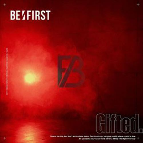 【CD】BE:FIRST / Gifted.(C)