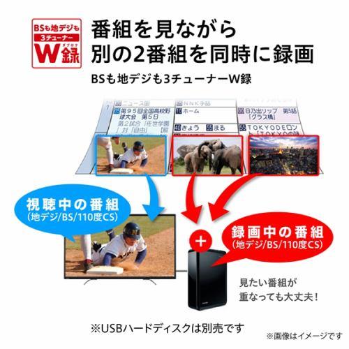 東芝映像ソリューション 48X8400 有機ELテレビ レグザ 48V型