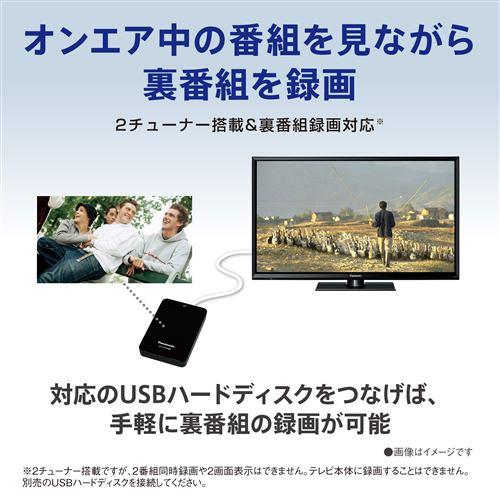パナソニック TH-24H300 地上・BS・110度CSデジタルハイビジョン液晶テレビ VIERA 24V型