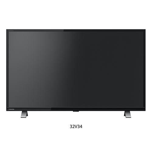 液晶テレビ 東芝 32インチ  液晶 テレビ 32V34 ハイビジョン液晶テレビ レグザ 32V型