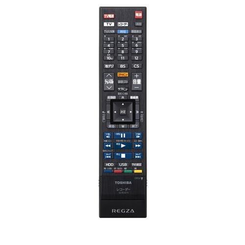 東芝映像ソリューション D-M210 ハードディスクレコーダ レグザ 2TB