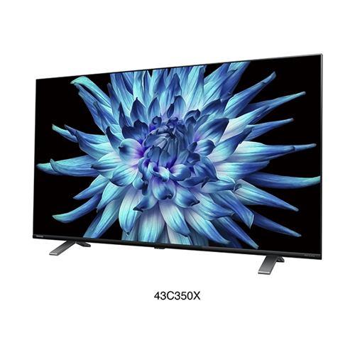 東芝映像ソリューション 43C350X 4K液晶テレビ レグザ 43型