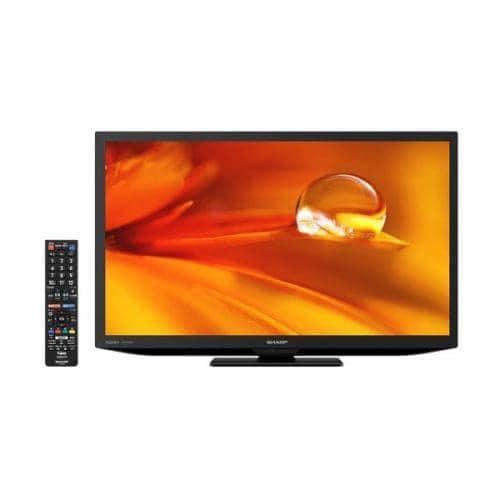 シャープ 2T-C24DE-B 液晶テレビ AQUOS 24V型 ブラック