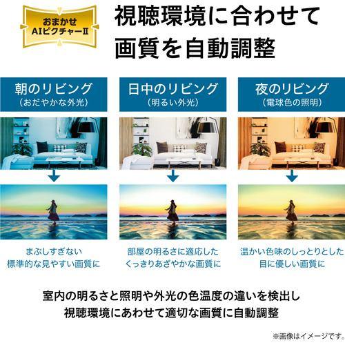 東芝映像ソリューション 55Z740XS 4K液晶TV レグザ 55V型