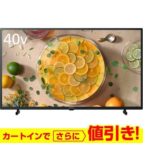 パナソニック TH-40JX750 4K対応液晶テレビ 40V型