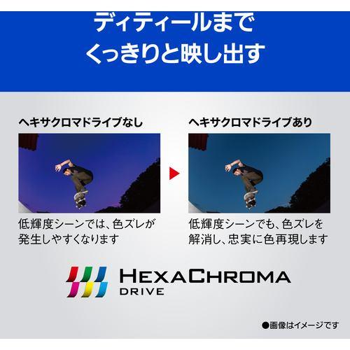 パナソニック TH-65JX750 4K対応液晶テレビ 65V型