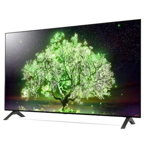 LG Electorinics Japan OLED48A1PJA 有機ELテレビ 48V型/4K対応/BS・CS 4Kチューナー内蔵/YouTube対応/Netflix対応 ブラック