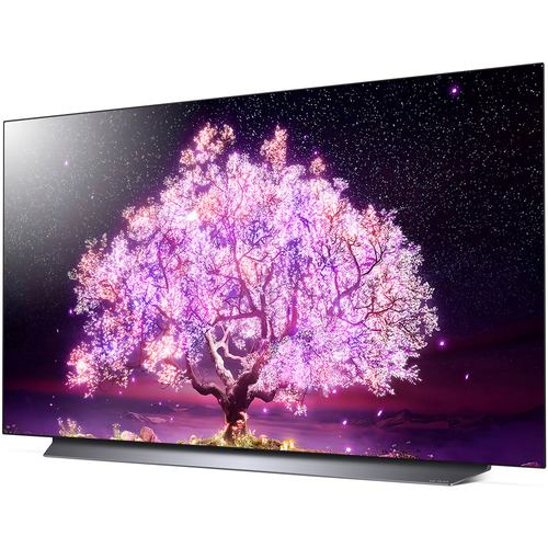 LG Electorinics Japan OLED48C1PJB 有機ELテレビ 48V型/4K対応/BS・CS 4Kチューナー内蔵/YouTube対応/Netflix対応 ブラック