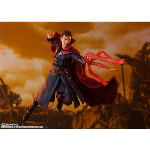 バンダイスピリッツ S.H.Figuarts ドクター・ストレンジ -《BATTLE ON TITAN》 EDITION-(アベンジャーズ/インフィニティ・ウォー)