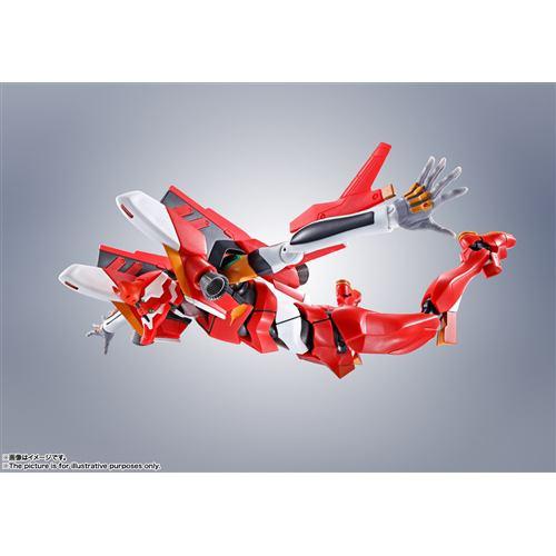 バンダイスピリッツ ROBOT魂 <SIDE EVA> エヴァンゲリオン2号機+S型装備-新劇場版-