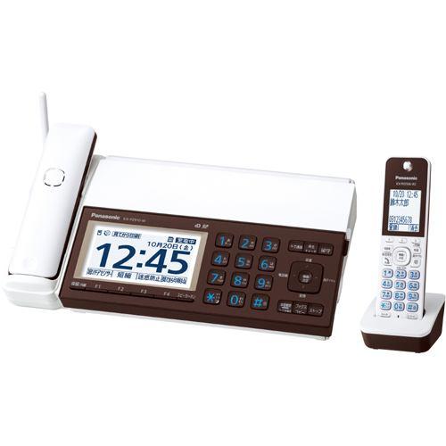 パナソニック KX-PZ910DL-W デジタルコードレス普通紙ファクス 「おたっくす」 ピアノホワイト ファックス FAX